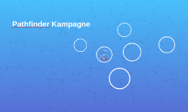 Pathfinder Kampagne