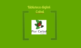 Copy of Biblioteca Digital Ceibal