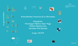 Copy of Historia de la computacion