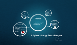Copy of Philip Evans - Strategy the end of the game