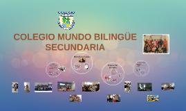 COLEGIO MUNDO BILINGÜE