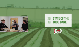 State of the Food Bank 2018
