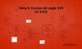 Tema 7. Europa del segle XVII
