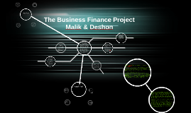 The Business Finance Project