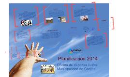 PLANI OFICINA DEPORTES 2014