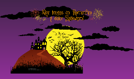 Copy of Halloween - Prezi plantilla