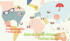 Sejarah Perkembangan Fashion Dunia 19