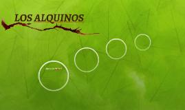 LOS ALQUINOS