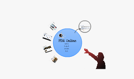 PDR Online Presence