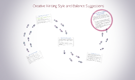 Creative Writing Style Suggestions