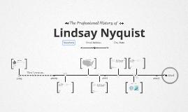 Timeline Prezumé by Lindsay Nyquist