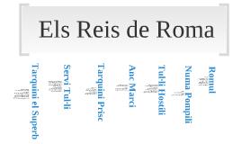 Els Reis de Roma