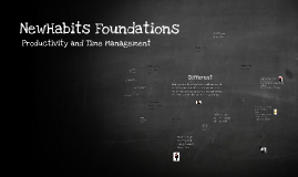 NewHabits Foundations
