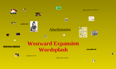 western expansion wordslpash