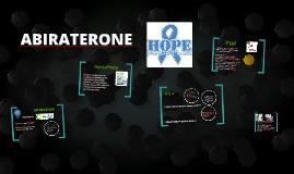 ABIRATERONE