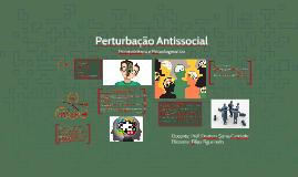 Perturbação Anti-Social