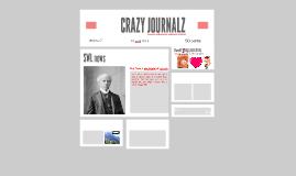 CRAZY JOURNALZ