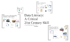 Copy of Data Literacy: A Critical 21st C Skill
