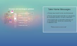 Anestesi vid neurologisk sjukdom