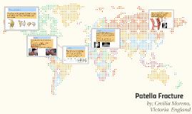 Copy of Patella Fracture