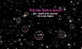 Copy of Copy of Copy of Copy of Back to School Night