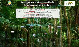 Copy of Os Espaços de Natureza Protegida na Ilha de Santa Catarina,
