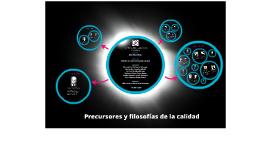 Copy of Línea del tiempo de los precursores de la calidad