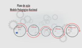 GDs - Plano de ação - Modelo Pedagógico Nacional