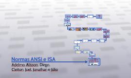 Normas ANSI e ISA