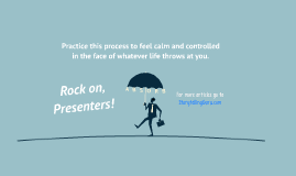 Avoid a Presentation Meltdown (CSG)