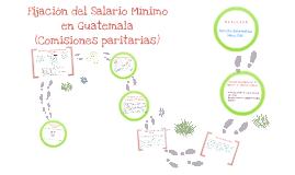 Copy of Fijación Salario Mínimo en Guatemala