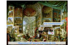 Diapositivas del Temario de Historia del Arte