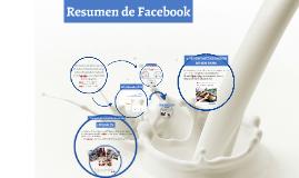 Resumen de Facebook