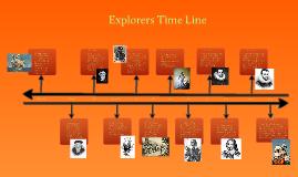 Explorer Time Line