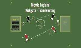 Merrie England Kirkgate