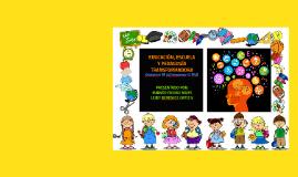Copy of EDUCACIÓN, ESCUELA Y PEDAGOGÍA TRANSFORMADORA