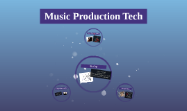 Music Production Tech