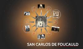 SAN CARLOS DE FOUCAULD