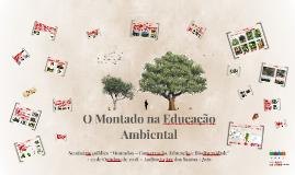 O Montado na Educação Ambiental