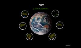 Copy of Apple: Target Market
