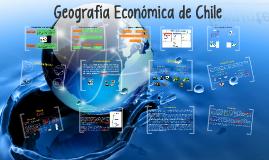 Geografía Económica de Chile