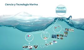 Copy of Ciencia y Tecnologia Marina