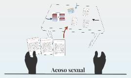 ¿Que son el hostigamiento sexual, acoso sexual y acoso labor