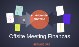 Offsite Meeting Finanzas