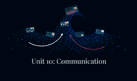 Unit 10: Communication