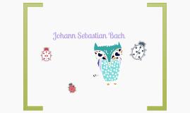 Copy of Johann Sebastian Bach