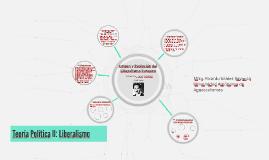 Copy of Origen y Evolución del Liberalismo Europeo