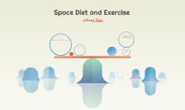 Space Diet and Exercise