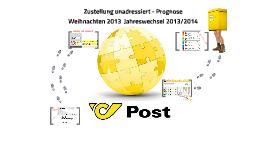 Weihnachten 2013 - Jahreswechsel 2013/2014