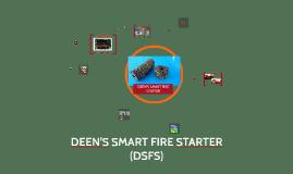 PUMPKIN SAWIT SMART FIRE STARTER (PSSFS)